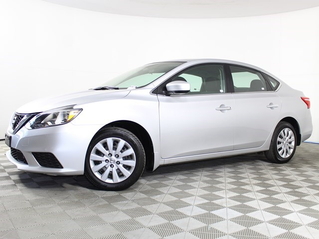 used 2019 Nissan Sentra car, priced at $16,702