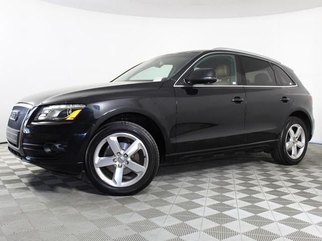 used 2012 Audi Q5 car, priced at $15,493