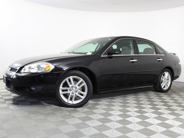 used 2014 Chevrolet Impala Limited car, priced at $15,570