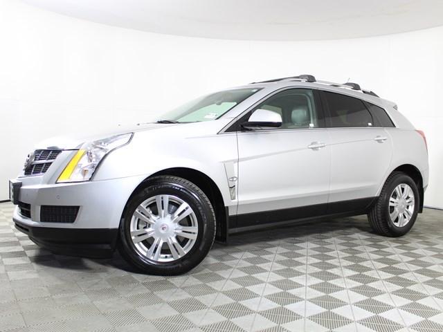 used 2012 Cadillac SRX car, priced at $16,586