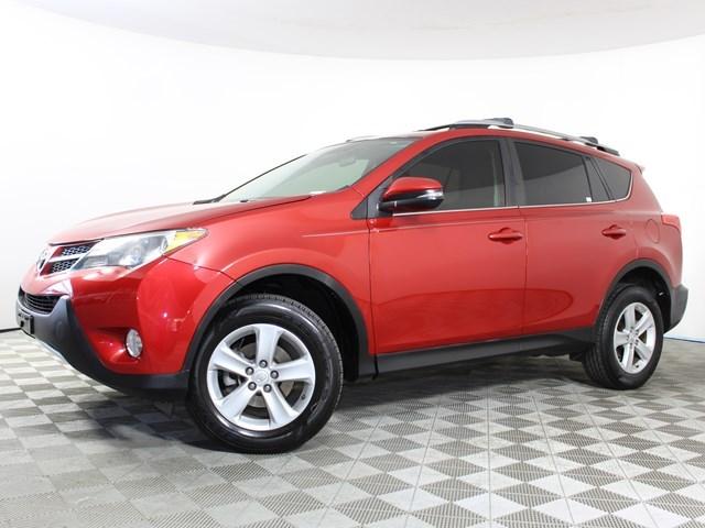 used 2013 Toyota RAV4 car, priced at $15,250