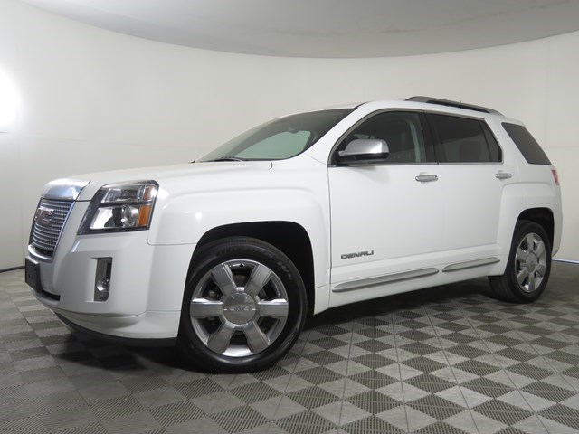 used 2013 GMC Terrain car, priced at $16,595
