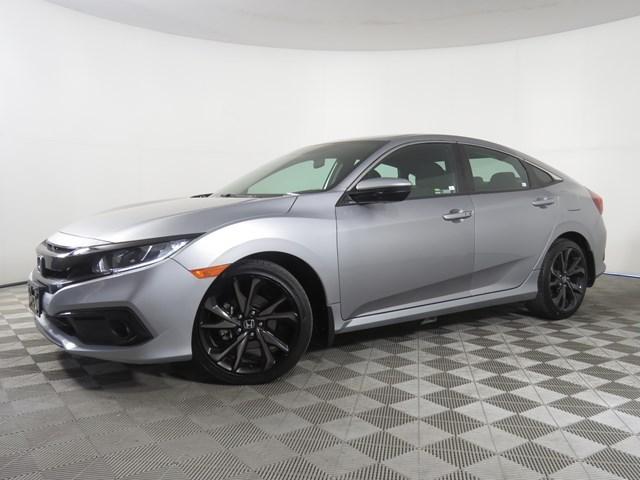 used 2019 Honda Civic car