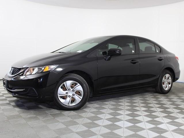 used 2015 Honda Civic car, priced at $16,960