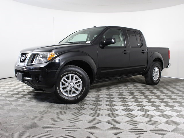 used 2015 Nissan Frontier car