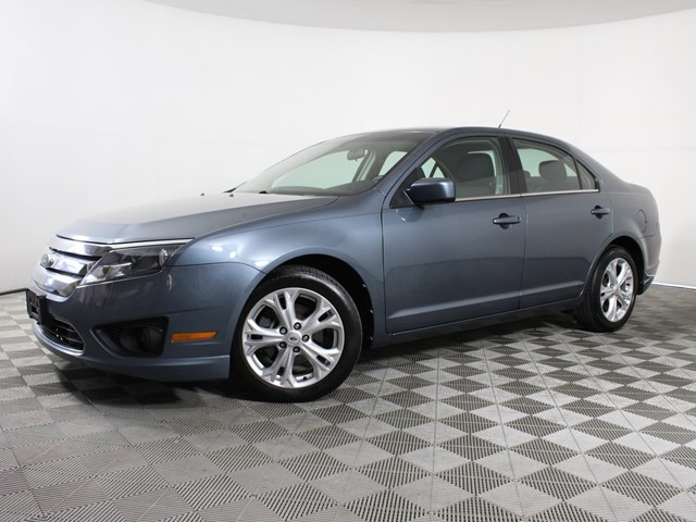 used 2012 Ford Fusion car, priced at $9,071