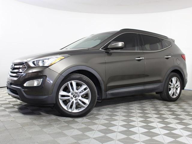 used 2013 Hyundai Santa Fe Sport car, priced at $17,490