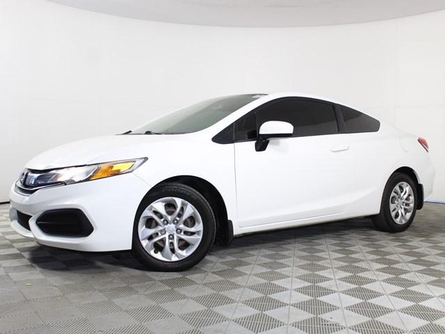 used 2015 Honda Civic car, priced at $12,990