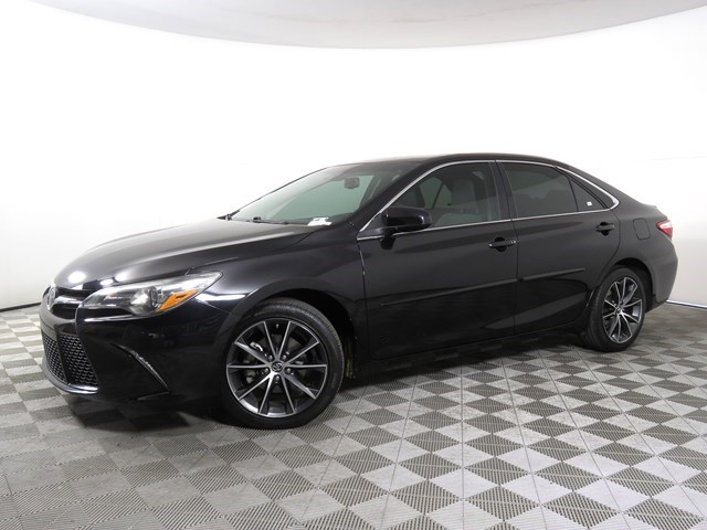 used 2015 Toyota Camry car, priced at $17,936