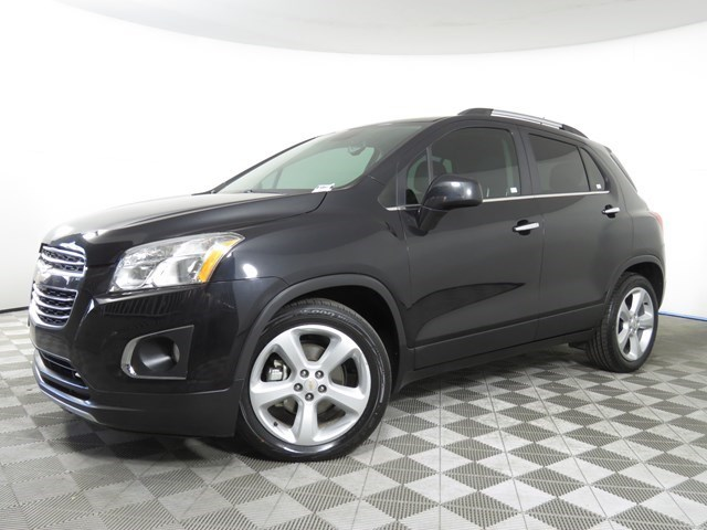 used 2015 Chevrolet Trax car, priced at $14,402