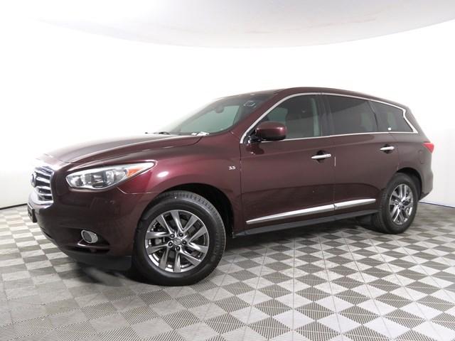 used 2014 INFINITI QX60 car, priced at $16,547