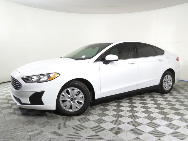 used 2020 Ford Fusion car, priced at $22,631