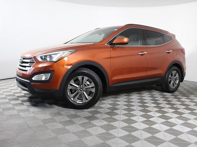 used 2016 Hyundai Santa Fe Sport car, priced at $17,783