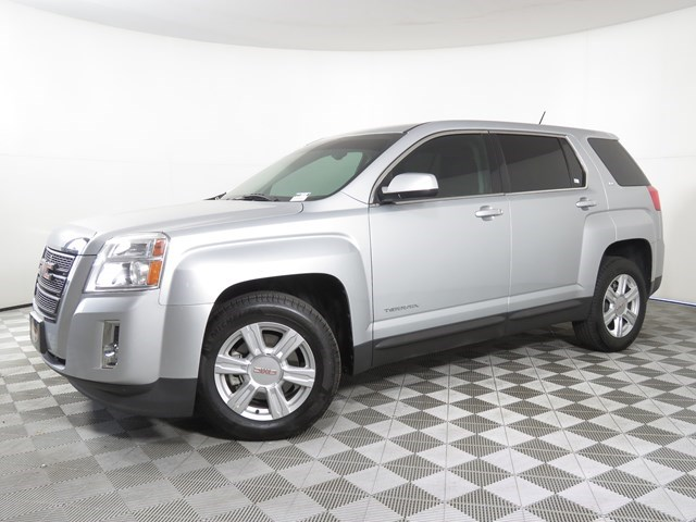 used 2015 GMC Terrain car, priced at $17,671