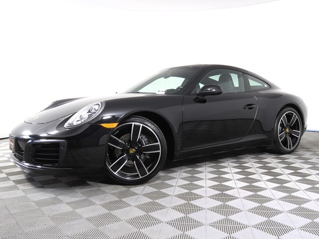 used 2018 Porsche 911 car, priced at $88,098