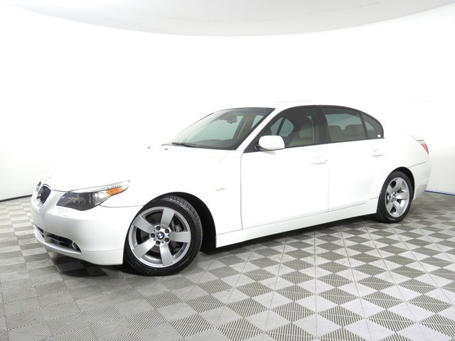 used 2004 BMW 5-Series car, priced at $8,999