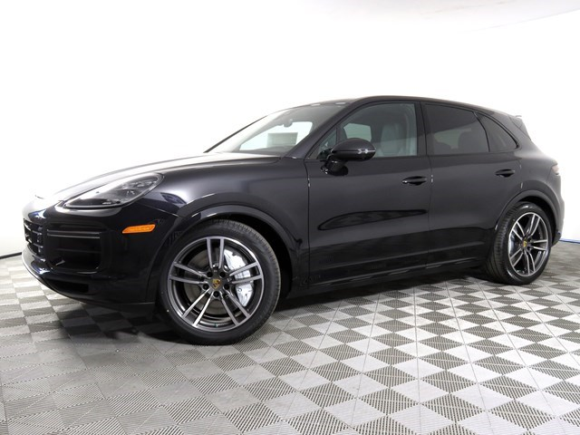 new 2021 Porsche Cayenne car, priced at $148,620