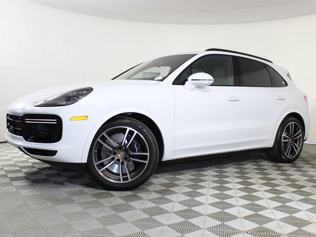 new 2021 Porsche Cayenne car, priced at $157,690