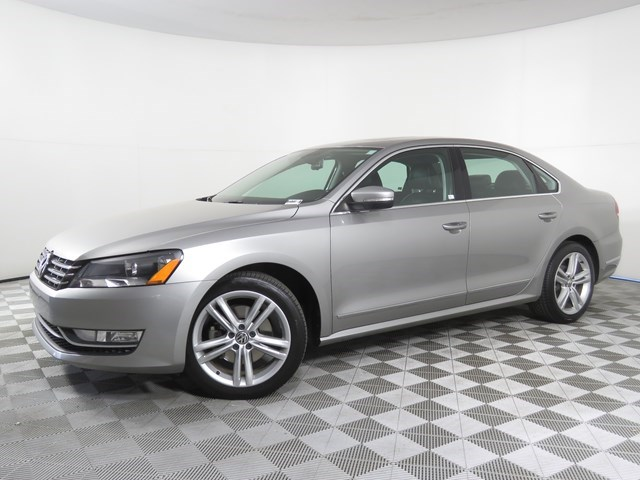 used 2013 Volkswagen Passat car, priced at $13,668