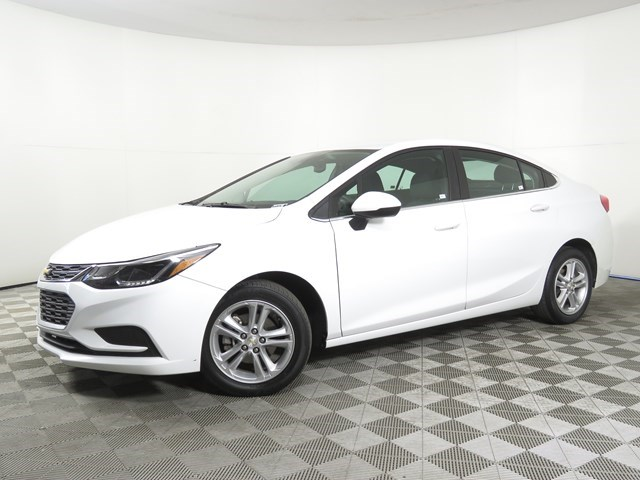 used 2018 Chevrolet Cruze car, priced at $15,417