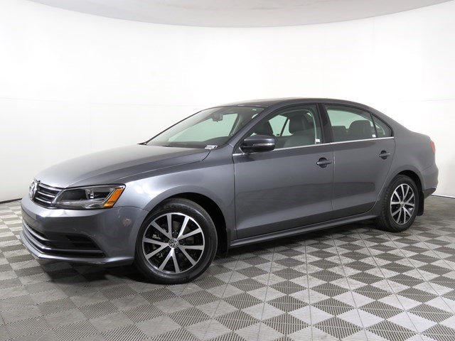 used 2017 Volkswagen Jetta car, priced at $18,386