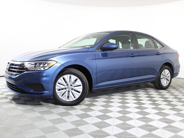 used 2019 Volkswagen Jetta car, priced at $19,736