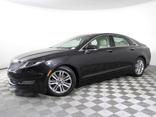 used 2015 Lincoln MKZ car, priced at $18,604