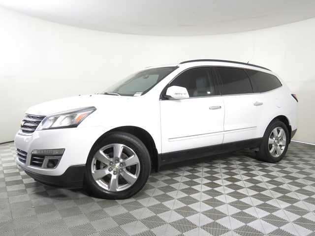 used 2017 Chevrolet Traverse car, priced at $25,331
