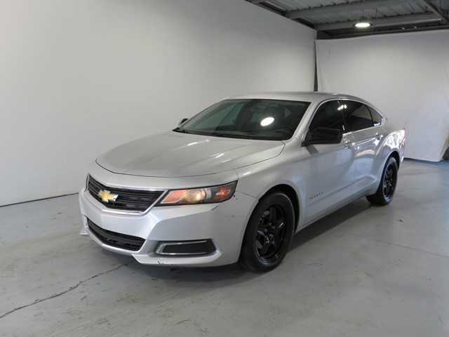 used 2016 Chevrolet Impala car, priced at $8,995
