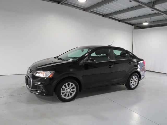 used 2017 Chevrolet Sonic car, priced at $5,877