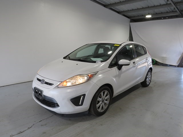 used 2011 Ford Fiesta car, priced at $8,437
