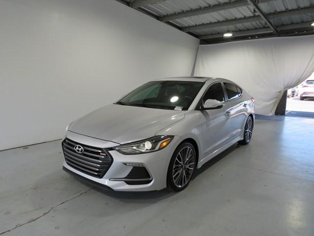 used 2018 Hyundai Elantra car, priced at $16,991