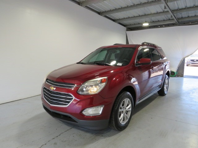 used 2016 Chevrolet Equinox car, priced at $9,687