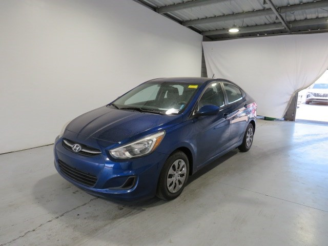 used 2015 Hyundai Accent car, priced at $8,294