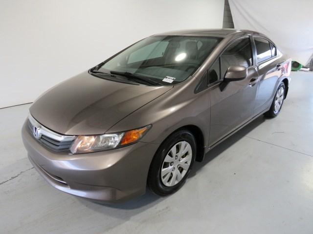 used 2012 Honda Civic car, priced at $8,835