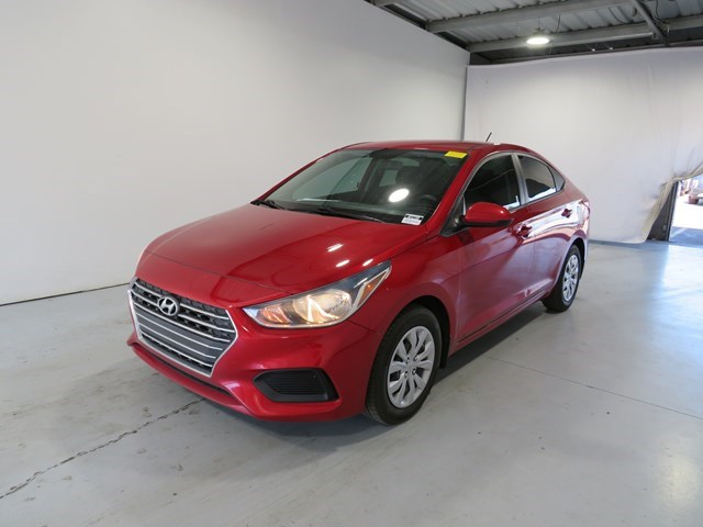 used 2019 Hyundai Accent car, priced at $10,991