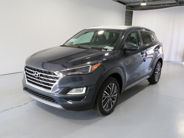 new 2021 Hyundai Tucson car, priced at $31,185