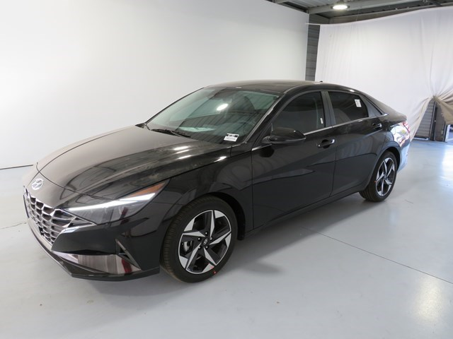 new 2021 Hyundai Elantra car, priced at $26,840