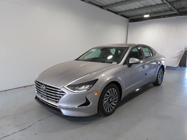 new 2021 Hyundai Sonata Hybrid car, priced at $31,214
