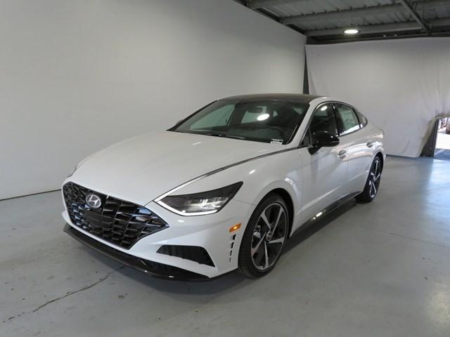 new 2021 Hyundai Sonata car, priced at $32,744
