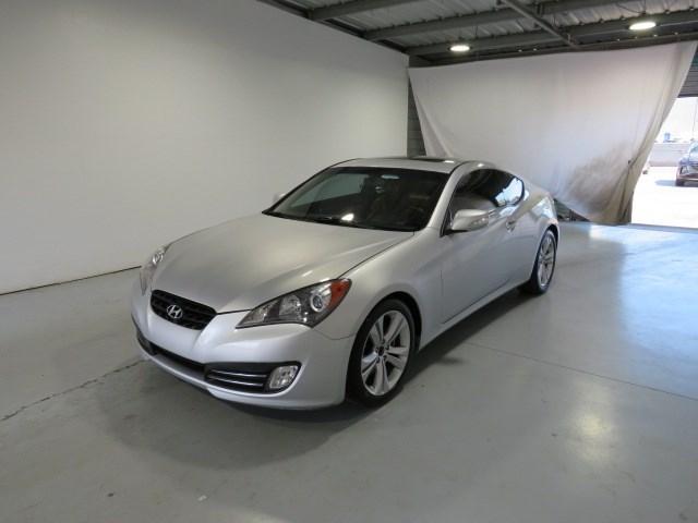 used 2010 Hyundai Genesis Coupe car, priced at $11,999