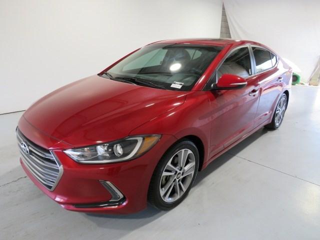 used 2017 Hyundai Elantra car, priced at $16,911