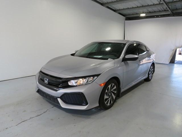 used 2017 Honda Civic car, priced at $16,639