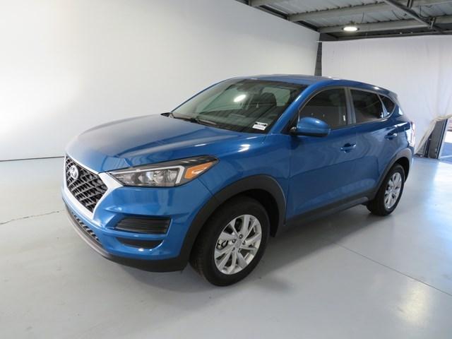 used 2020 Hyundai Tucson car, priced at $21,274