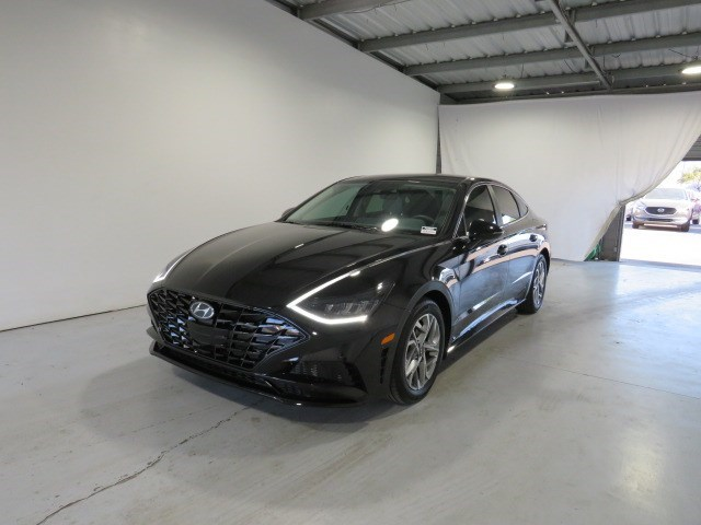 used 2020 Hyundai Sonata car, priced at $23,481