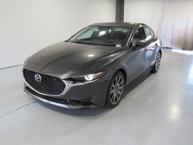 new 2021 Mazda Mazda3 Sedan car, priced at $30,065