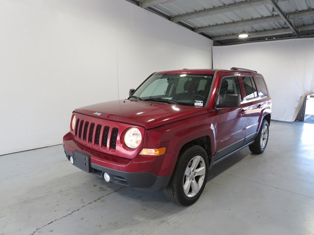 used 2015 Jeep Patriot car, priced at $10,180