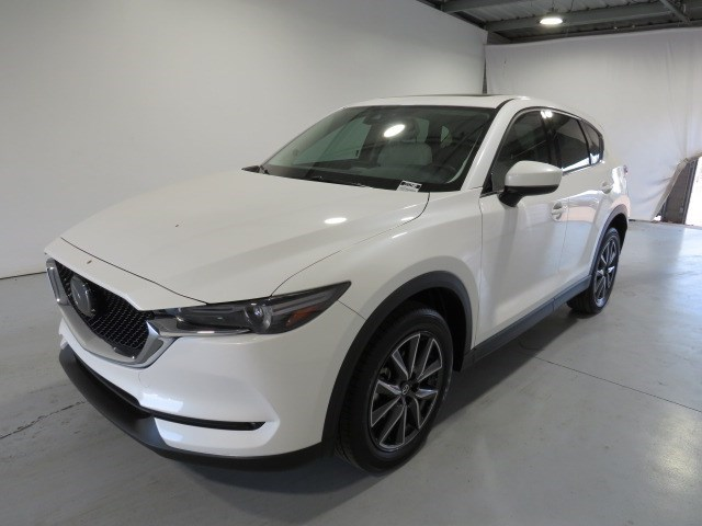 used 2018 Mazda CX-5 car, priced at $26,333