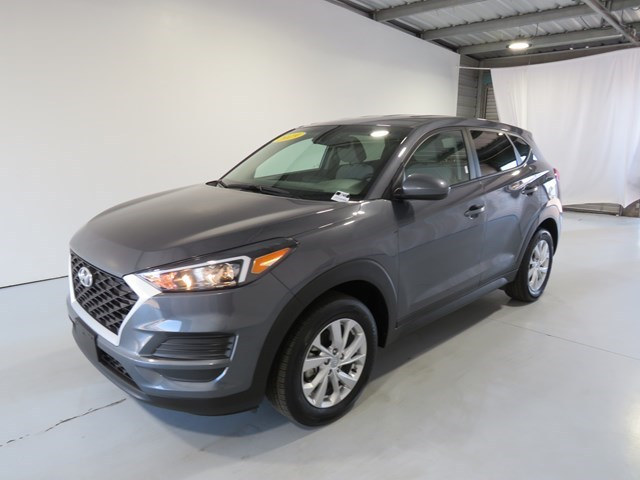 used 2019 Hyundai Tucson car, priced at $18,297