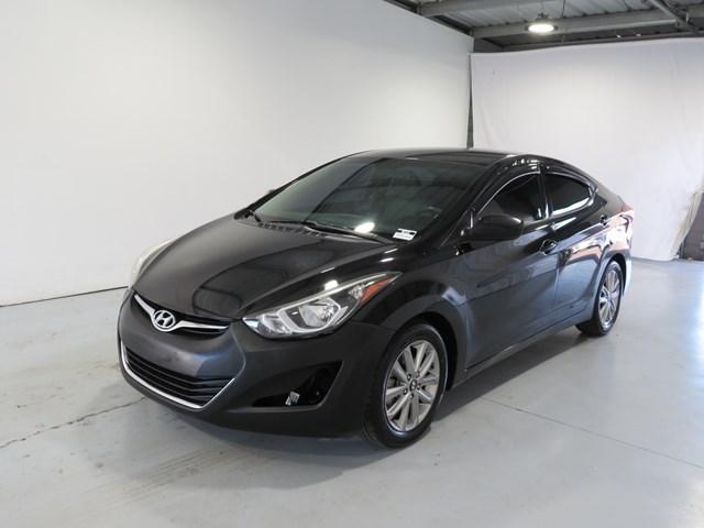 used 2014 Hyundai Elantra car, priced at $8,995